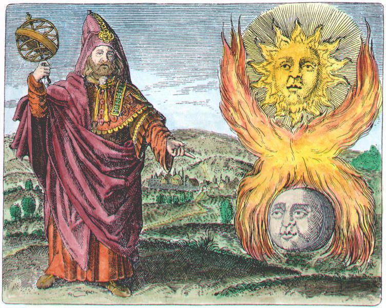 Hermes Trismegistus | Occult, Esoteric art, Spiritual art