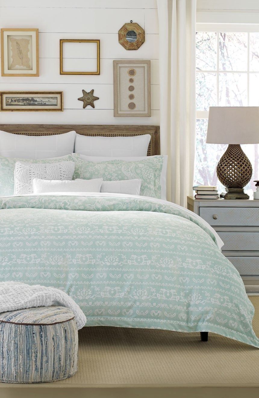 Complete the bedroom décor with the subtle sophistication of a duvet