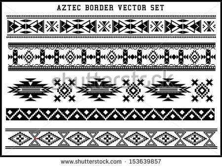aztec border designs and patterns wwwpixsharkcom