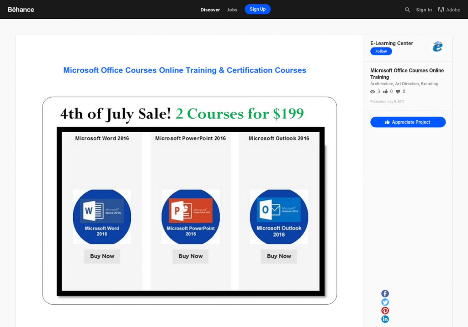 Microsoft Office Courses Online Training Certification Courses