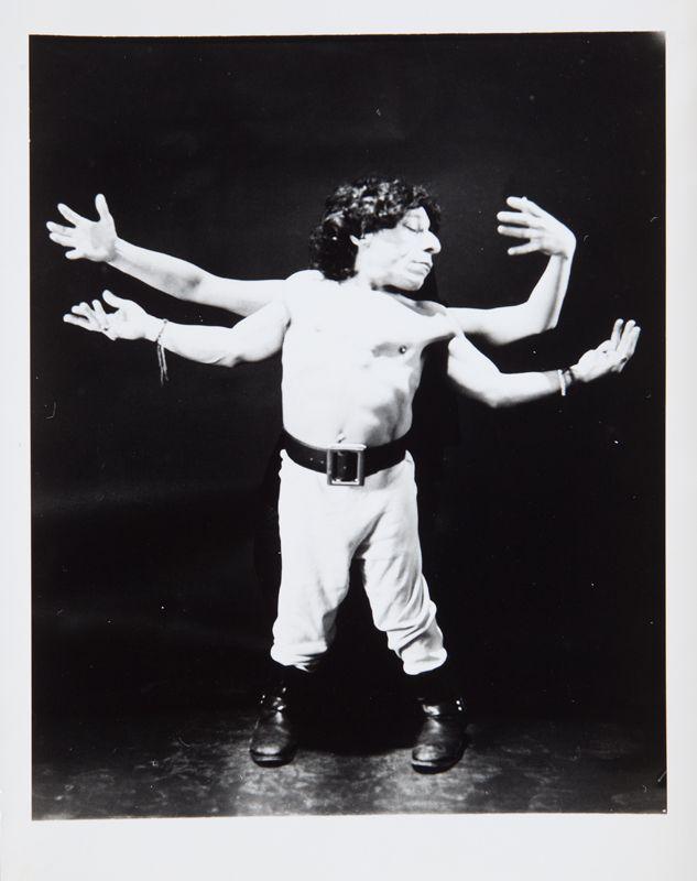BOBBY Artist: Jimi Tenor, 1993. Photograph, black-and-white print on fiber paper. 30x40 cm. More works from the artist at www.tabulaland.com/tuote-osasto/taiteilijat-osasto/jimi-tenor/