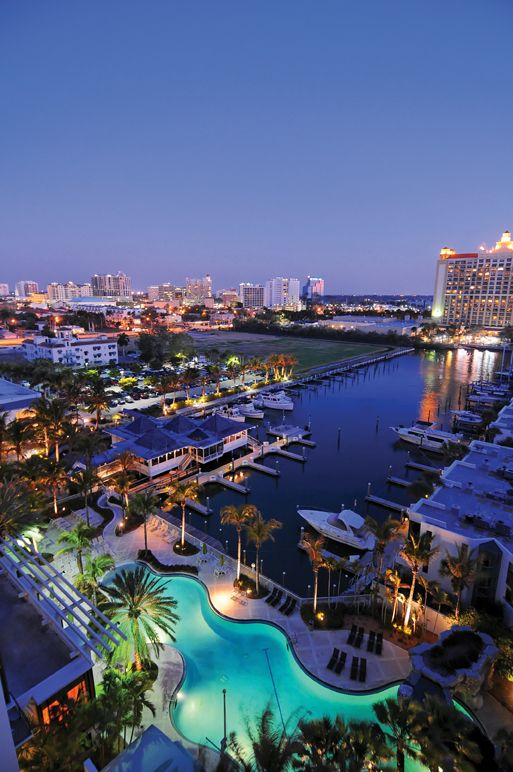 Downtown Sarasota Restaurants Florida Homes Magazine Luxury And Coastal