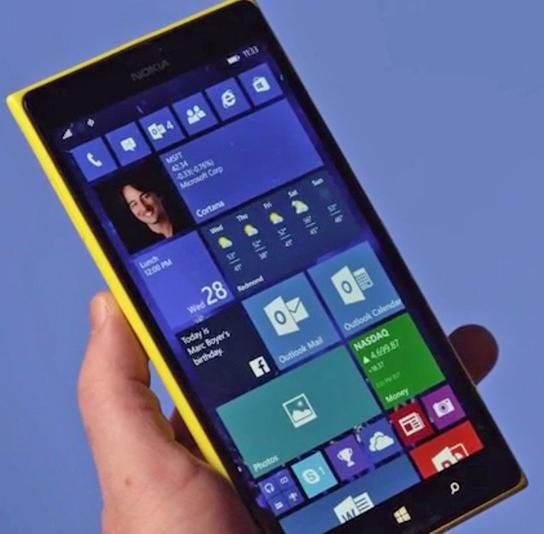 Microsoft rolls out Windows 10 preview for Windows Phones
