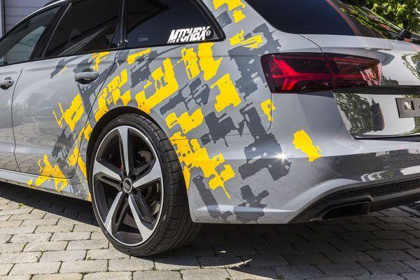 Audi A6 Competition Edition - Pixel Design - MTCHBX DESIGNS        Audi A6 Competition Edition - Pi