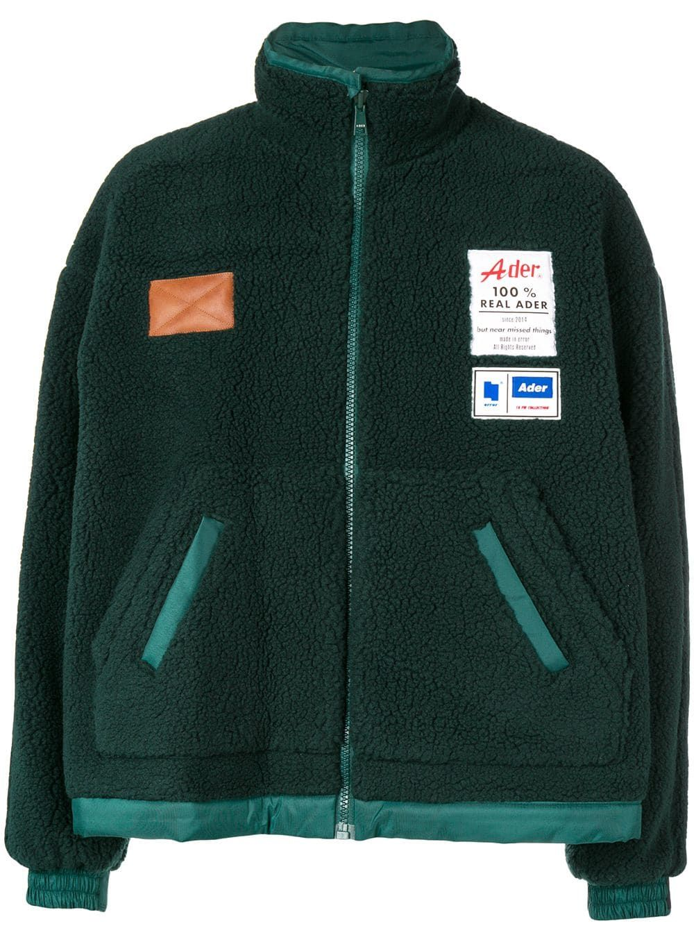 22f319603 Ader Error Fleece Bomber Jacket in 2019 | 衣服 | Jackets, Ader error ...
