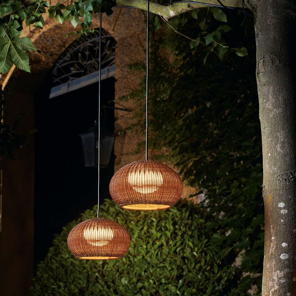 Garota Outdoor Plug In Pendant Light 2019
