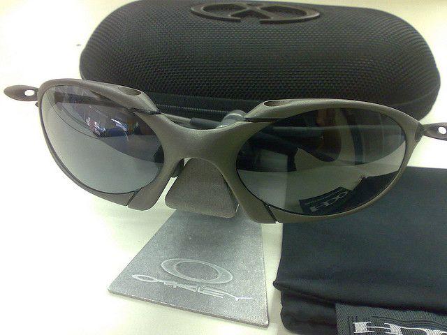 The Oakley Romeo 1 X-Metal Black Iridium