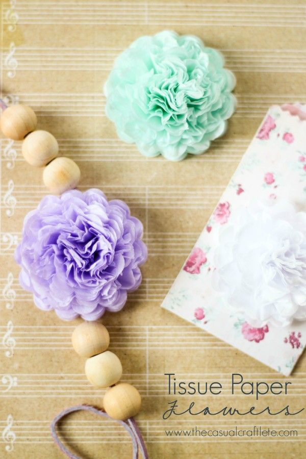 17 easy paper flower patterns that look like the real thing tissue 17 easy paper flower patterns that look like the real thing mightylinksfo