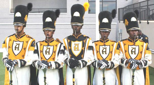 Alabama State University Band Boosters Mighty Marching Hornets