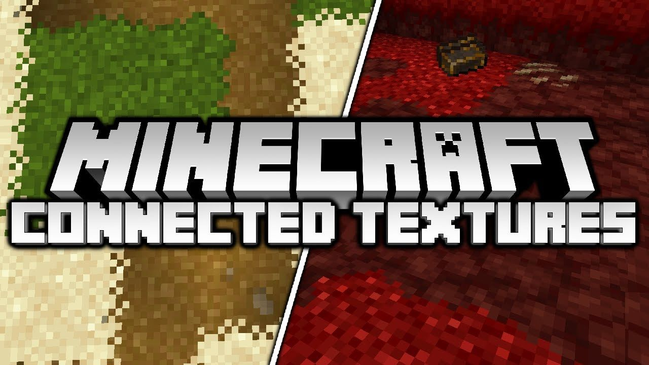 Connected Textures Mod 1 17 1 1 16 5 Ctm Mod In 2021 Texture Minecraft Mod