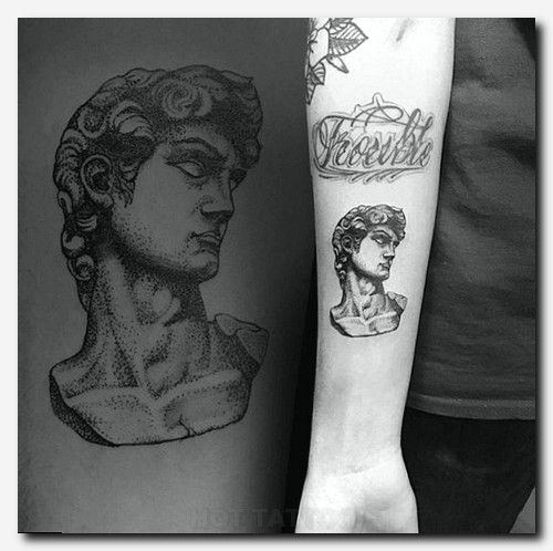 71 Attractive Stars Wrist Tattoos Design: 30 Beautiful Tattoos Inspired By Famous Works Of Art