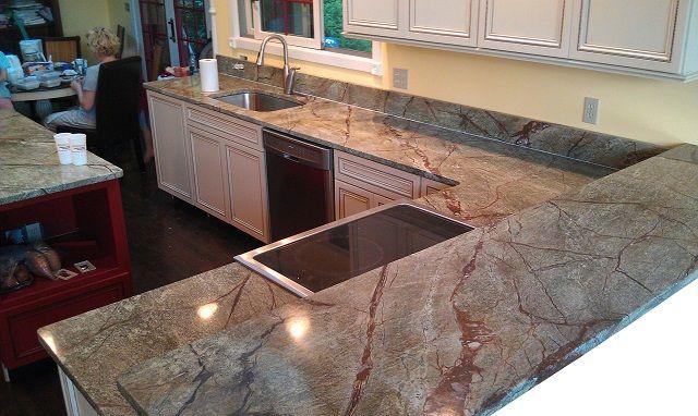 Marble U0026 Granite Countertops Backsplash Tile Fireplace Gallery RI MA  Providence Cranston