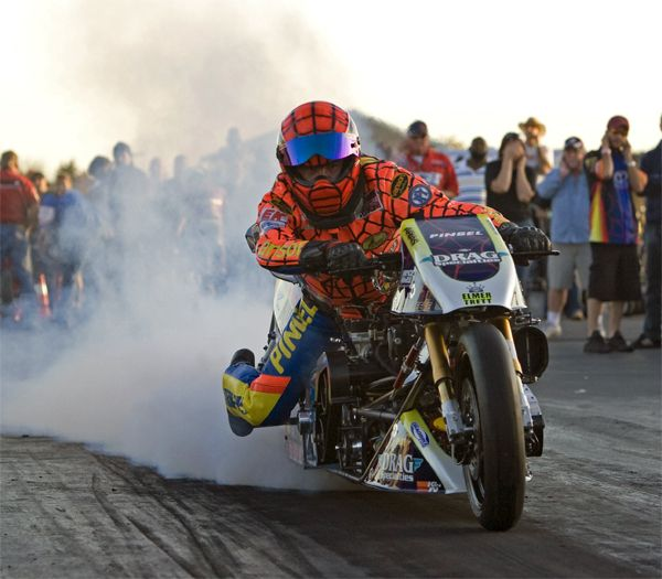 World S Fastest Dragbike Run Recorded By Ten Time Top Fuel