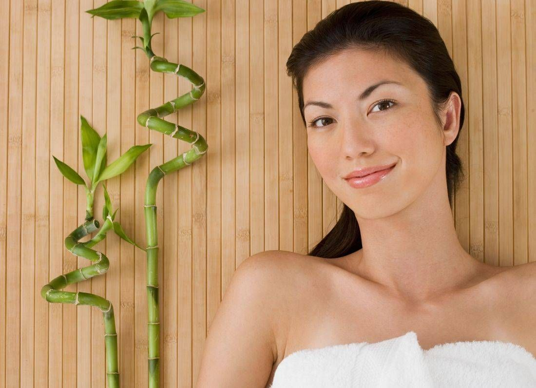 Deep cleansing facial spa improbable