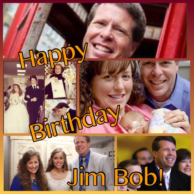 Happy Birthday To Jim Bob Duggar! (With Images)