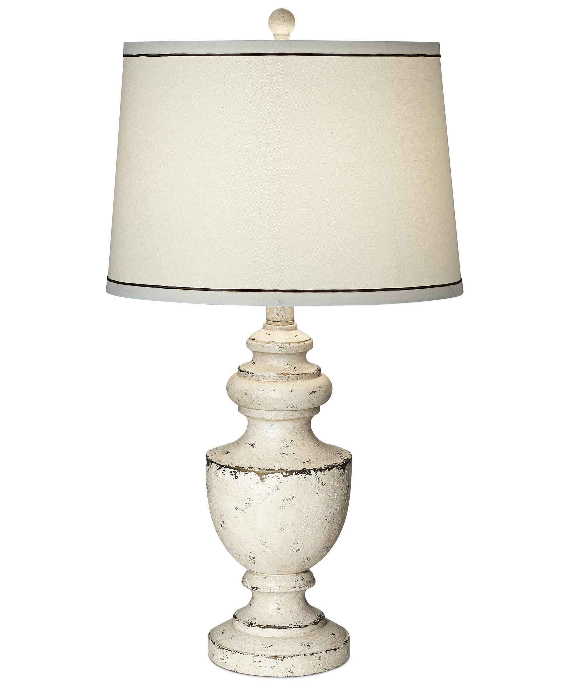 Kathy Ireland Home 87 6865 06 Kensington 28 Inch High Table Lamp