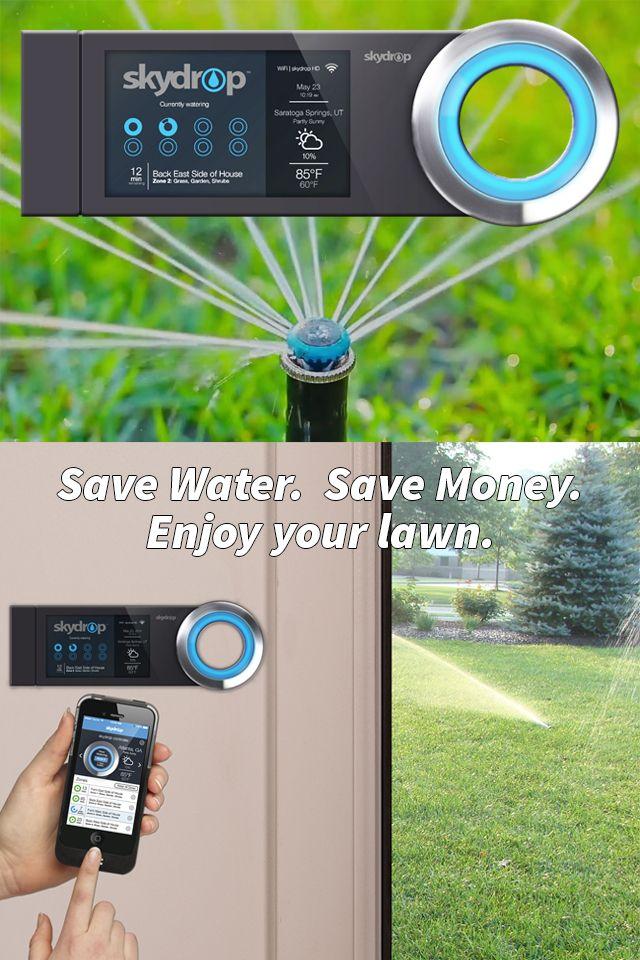 Lowes Sprinkler System : lowes, sprinkler, system, Skydrop, 8-Station, Indoor, Irrigation, Timer, Lowes.com, Irrigation,, Timer,, Sprinkler, System