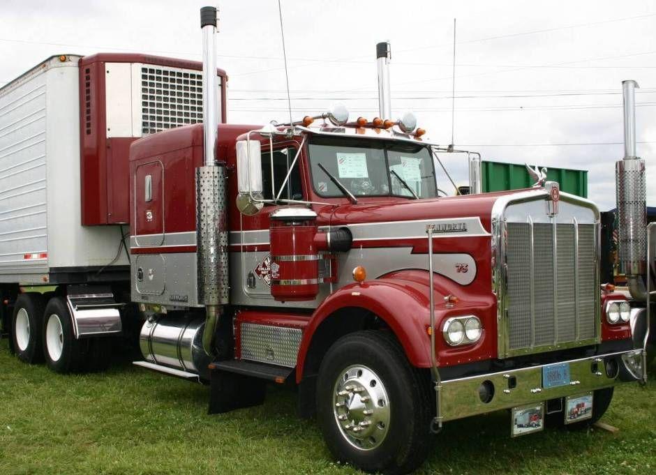 trucks | 1973 Trucks - 1973 Kenworth Truck Model W-900A | drive ...