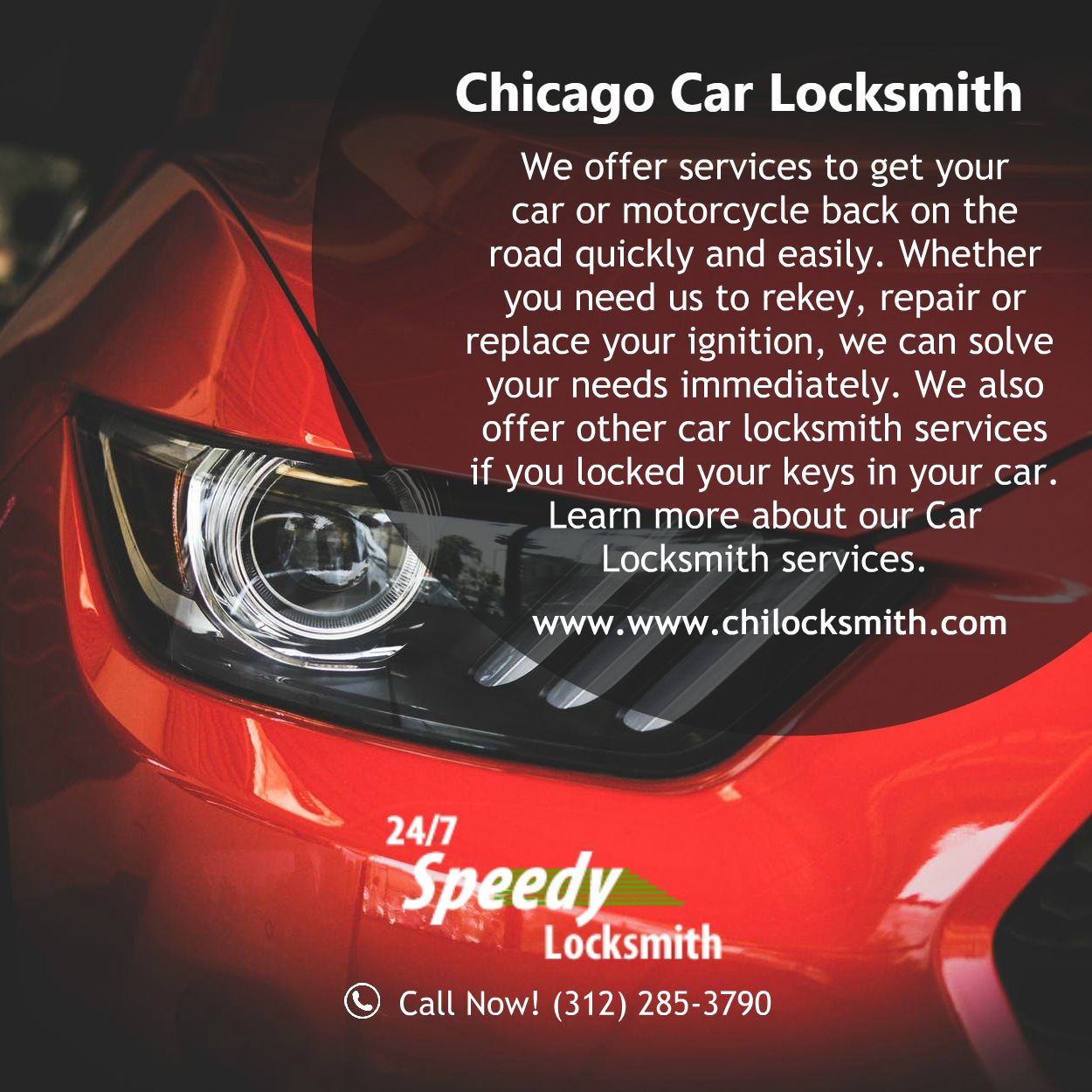 Chicago car locksmith