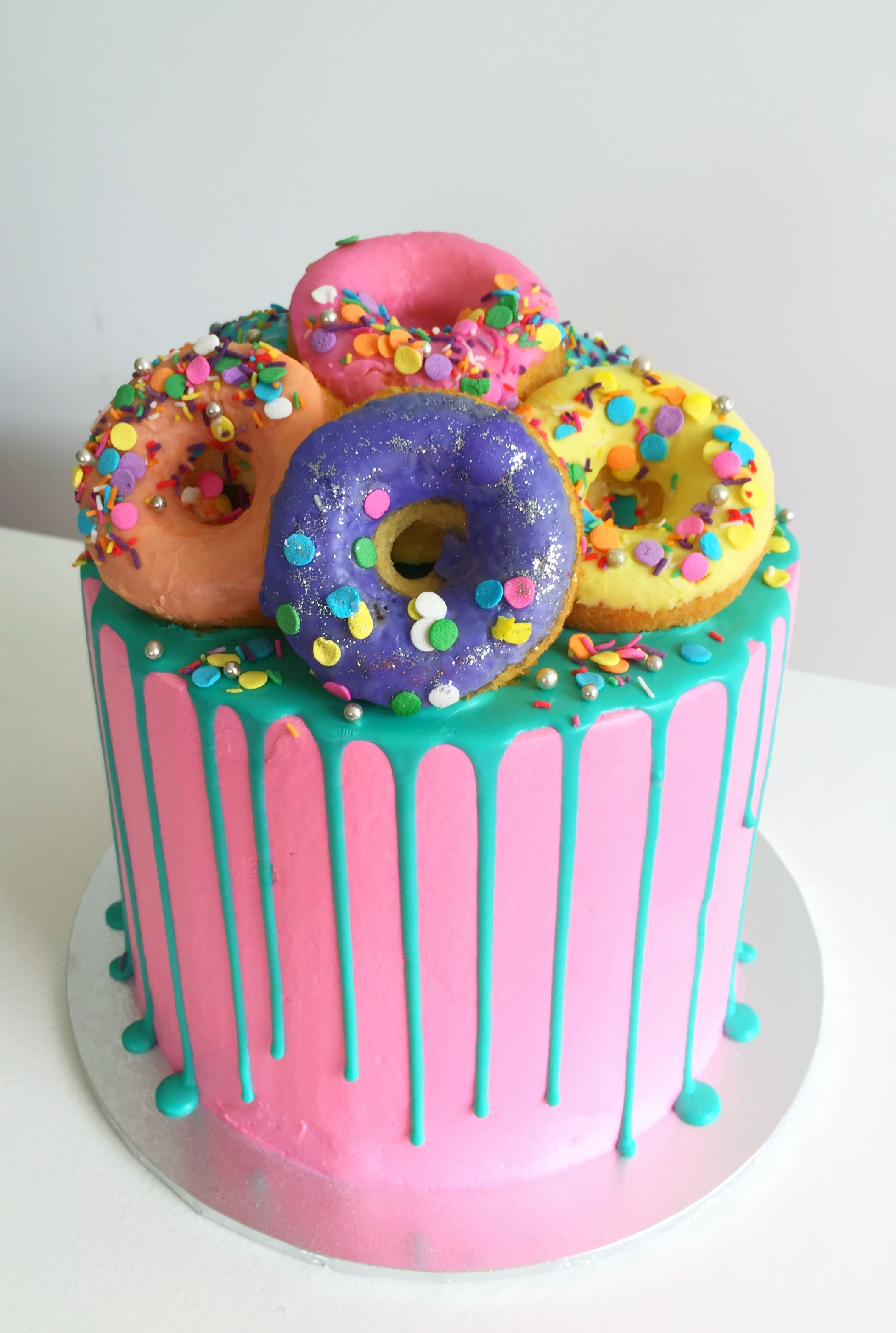 Easy Birthday Cake Decorating Ideas
