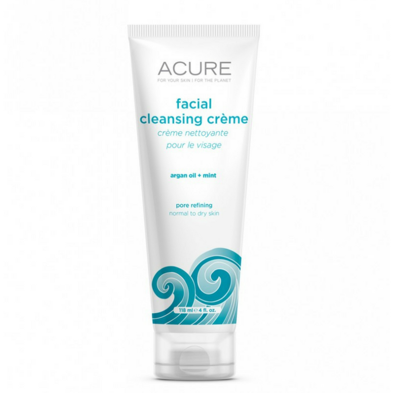 Acure Radically Rejuvenating Cleansing Creme