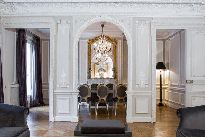 1st Arrondissement Louvre Apartment Rental 4 Bedroom 3 1 2 Bathrooms Super Luxurious Louvre Apartment Homeaway Luxury Apartments Apartment Interior