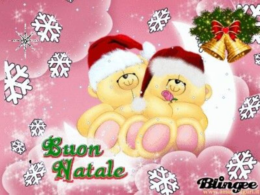 Amore Buon Natale.Buon Natale Amore Mio Christmas Ornaments Holiday Novelty Christmas
