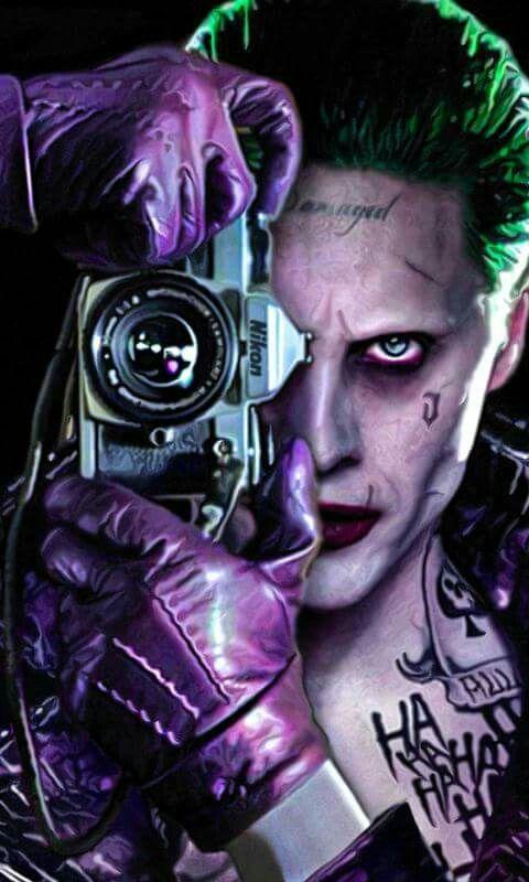 Pin De Yuliett En Things To Get Fotos Del Joker Guason Batman Joker