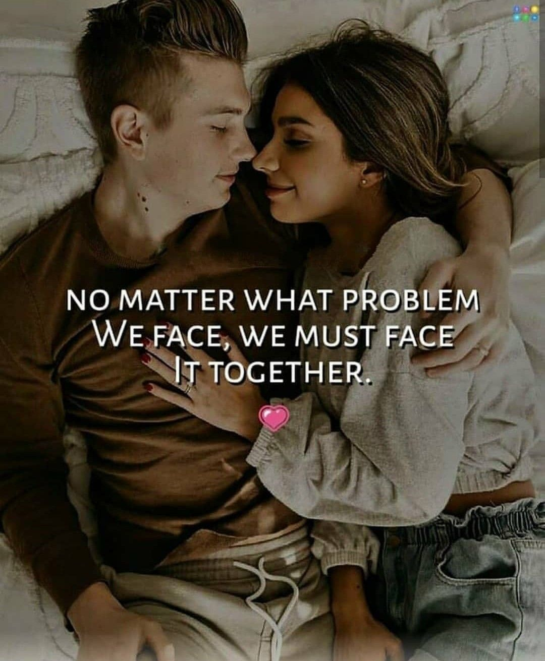 💯🙌🏻💞  Life partner quote, Best couple quotes, Good life quotes