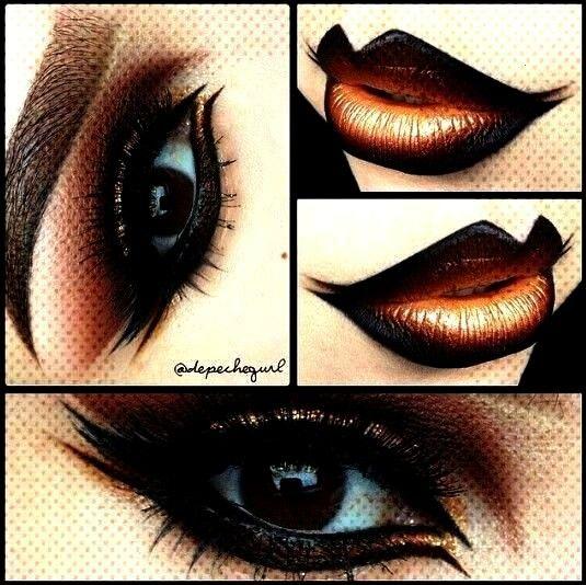 Lips - @feyoshecosmetics