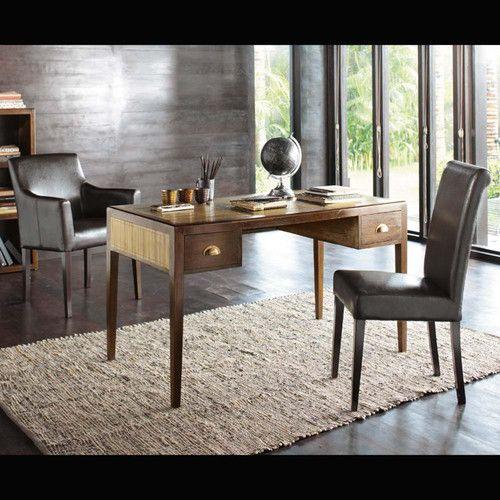 Bureau Maison Du Monde 301 40 Euros Home Desk Home Collections