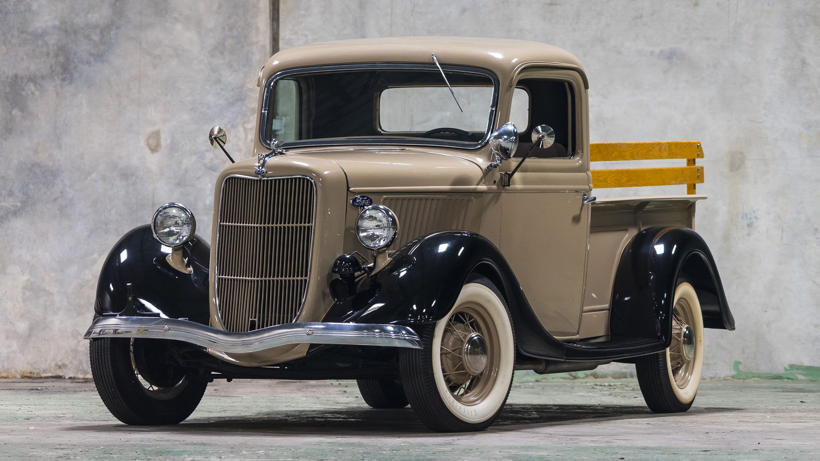 1936 Ford Pickup presented as Lot S34.1 at Houston, TX