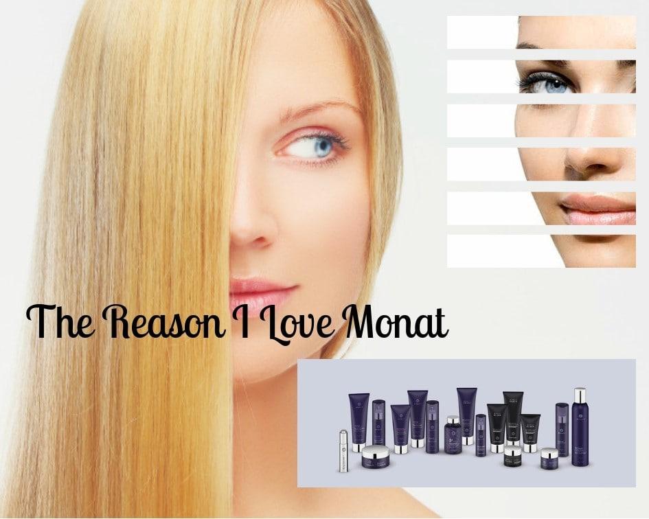 Monat Canada Women Hair treatment damaged, Monat hair