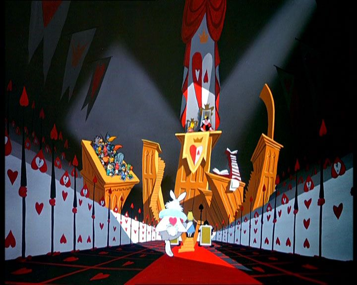 Gallery With Lots Of Pictures From Disney S Alice In Wonderland Cartoon Movie