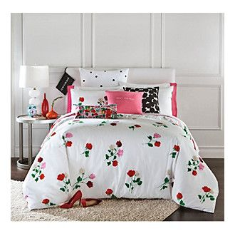 Kate Spade New York 174 Willow Court Floral Comforter