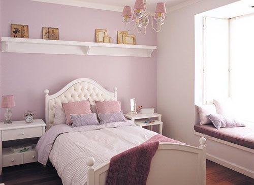 Pinturas para dormitorios de mujer buscar con google - Color de pintura para habitacion ...
