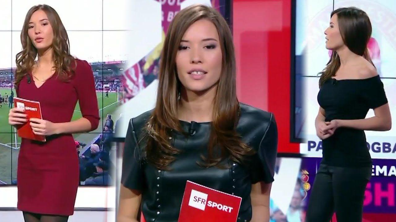 ÉMILIE BROUSSOULOUX COMPILATION DE SES PLUS BELLES TENUES