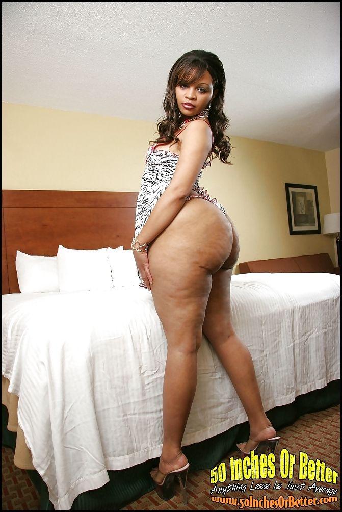 Big black 50 inches butt xxx