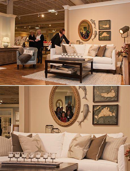 Love The Nautical Look Boston Interiors Interior New Furniture