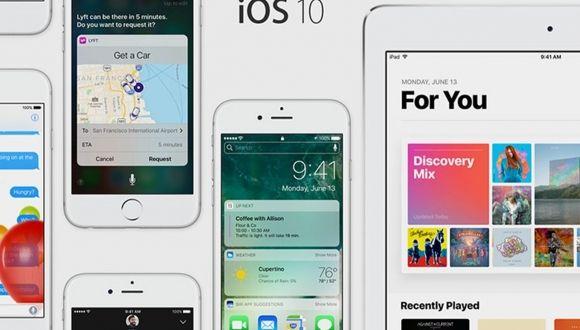 iOS 10 Çıktı!