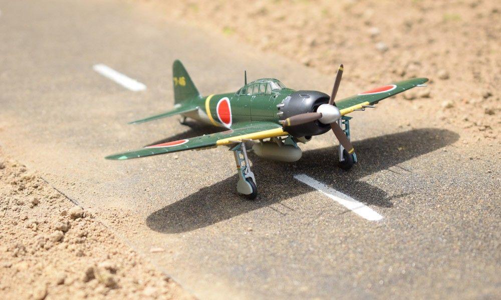 www.flightjunky.de - A6M5C Japan July 45