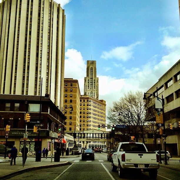 """@einarrice's photo: """"#Pittsburgh #buildings #architecture"""""""