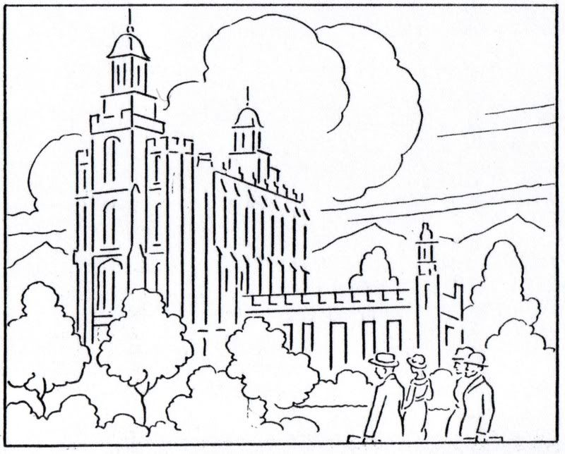 Keepapitchinin, the Mormon History blog » Mormon History Coloring ...
