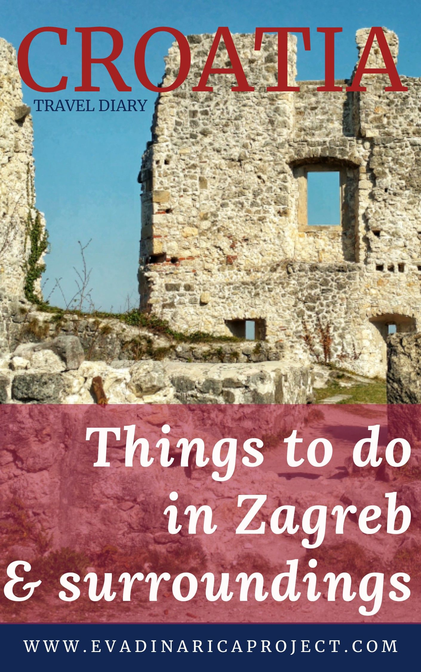 Life In Zagreb Two Months In Croatia S Capital City Evadinarica Project Croatia Travel Zagreb Life Is An Adventure