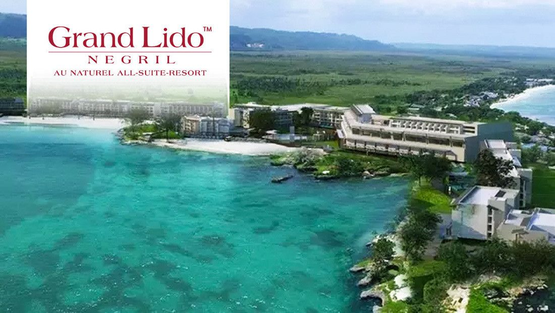 Jamaica Vacations Grand Lido Negril Au Naturel Resort All Inclusive This Beachfront Is Nestled On 22 Acres Of Lush Tropical Gardens And Spans