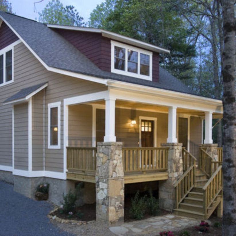 Best Exterior Paint Colors For House With Brown Roof 39 400 x 300
