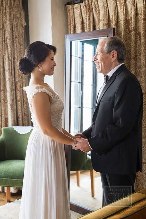 Everything The Father Of Bride Needs To Do Before During