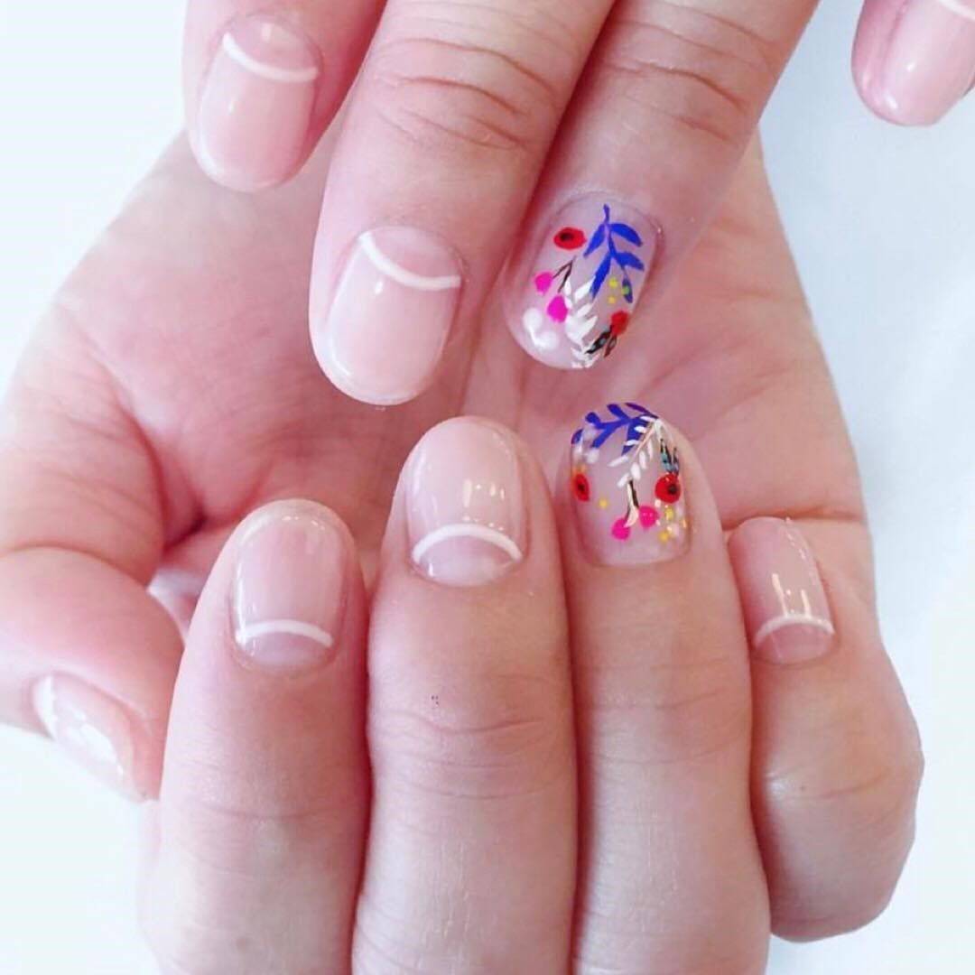 Pin by Nadège Garcia on Nail Art | Pinterest | Nail inspo, Nails ...