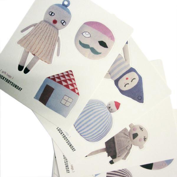 Image of LuckyBoySunday Gift Pack