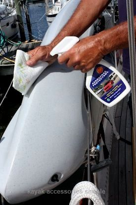303 Aerosol Protectant is definitely sunscreen for the kayak 303 Aerosol Protectant can be sunscreen for the kayak